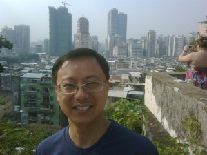 Angus Cheong, Organiser of the 2009 WIP Meeting