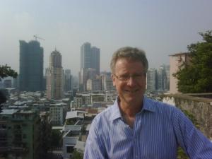 Bill Dutton in Macau 2009 WIP Meeting
