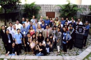 WIP Partners and Participants in Macao, July 2009