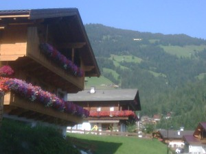 A View from Alpbach August 2009