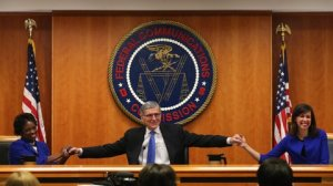 Celebration of Net Neutrality Vote at FCC